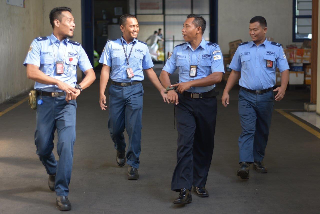 AVIATION SECURITY (AVSEC)